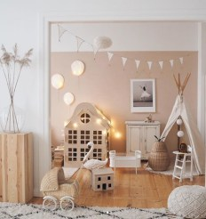 Children's Playroom Decor Enjoyable And Memorable 31