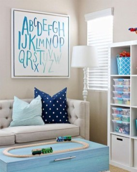 Children's Playroom Decor Enjoyable And Memorable 34