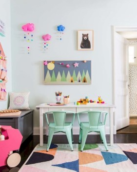 Children's Playroom Decor Enjoyable And Memorable 35