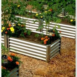 Coolest DIY Garden Bed Planner 29