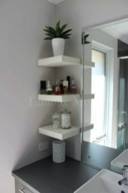 DIY Floating Shelves Bathroom Decor You Must Have 17
