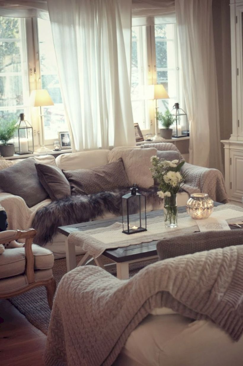 DIY Project The Most Impressive Living Room Décor 15