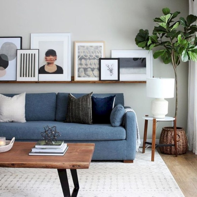 DIY Project The Most Impressive Living Room Décor 17