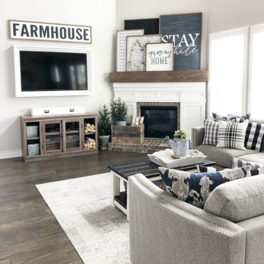 DIY Project The Most Impressive Living Room Décor 19