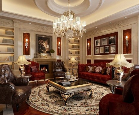 Elegant Living Room Decor You Can Try 15