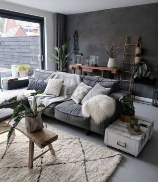 Elegant Living Room Decor You Can Try 16