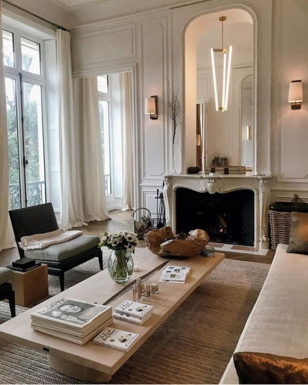 Elegant Living Room Decor You Can Try 29