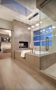 Elegant Modern Bathroom Design For Luxury Style 14