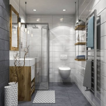 Elegant Modern Bathroom Design For Luxury Style 15