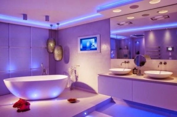 Elegant Modern Bathroom Design For Luxury Style 25