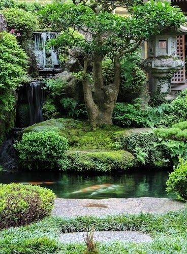 Extraordinary Garden Design Ideas To Be Inspire 05