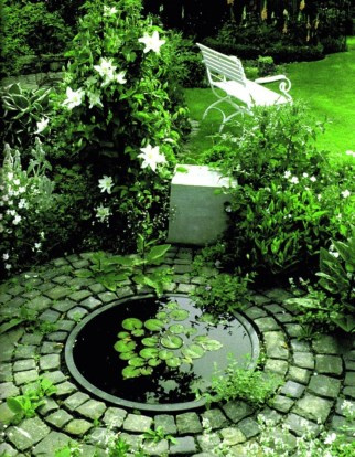 Extraordinary Garden Design Ideas To Be Inspire 30