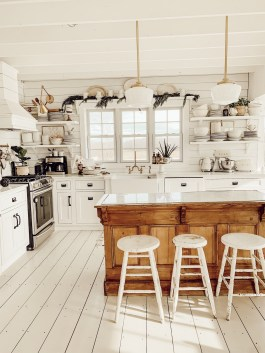 Genius Farmhouse Kitchen Decoration To Be Inspire 07