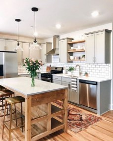 Genius Farmhouse Kitchen Decoration To Be Inspire 10