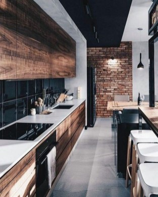 Great Inspiring Modern Kitchen Decoration You'll Love 08