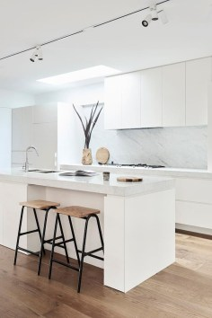 Great Inspiring Modern Kitchen Decoration You'll Love 26