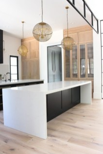 Great Inspiring Modern Kitchen Decoration You'll Love 27