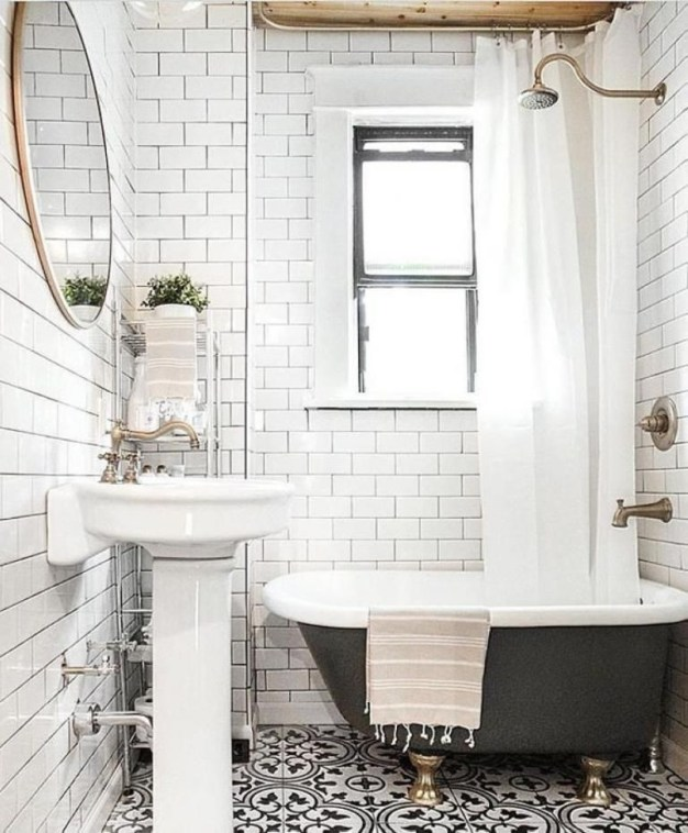 Guest Bathroom Makeover Ideas You Must Have 34