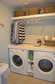 Incredible Storage Ideas For Your Small Laundry Room 10