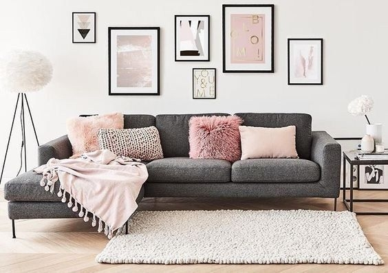 Lovely Modern Apartment Decoration For Couple 04