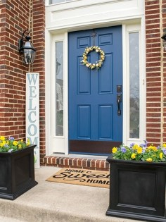 Magical Spring Porch Decor You Must Have 22