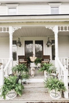 Magical Spring Porch Decor You Must Have 24