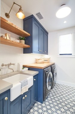 Most Inspirational For Your Laundry Room Decor This Year 09