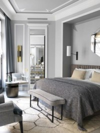 Stylish Bedroom Design Ideas For American Style Houses 08