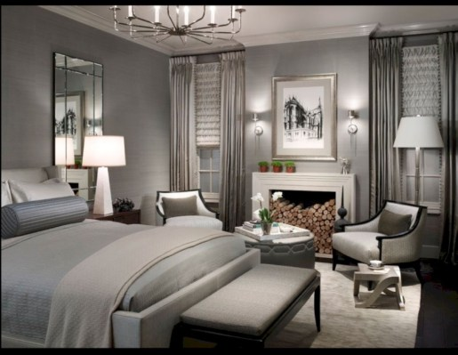 Stylish Bedroom Design Ideas For American Style Houses 11
