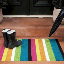 Tips Home Looks Unique With A Doormat Of Vinyl 15