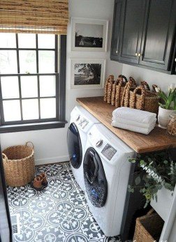 Ways To Make Small Laundry Room To Look Big Space 30