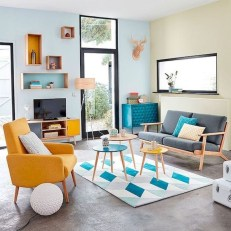 Amazing Small Living Room Decor Idea For Your First Apartment 02