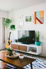 Amazing Small Living Room Decor Idea For Your First Apartment 20