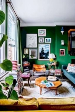 Amazing Small Living Room Decor Idea For Your First Apartment 29
