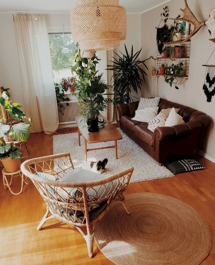 Amazing Small Living Room Decor Idea For Your First Apartment 35