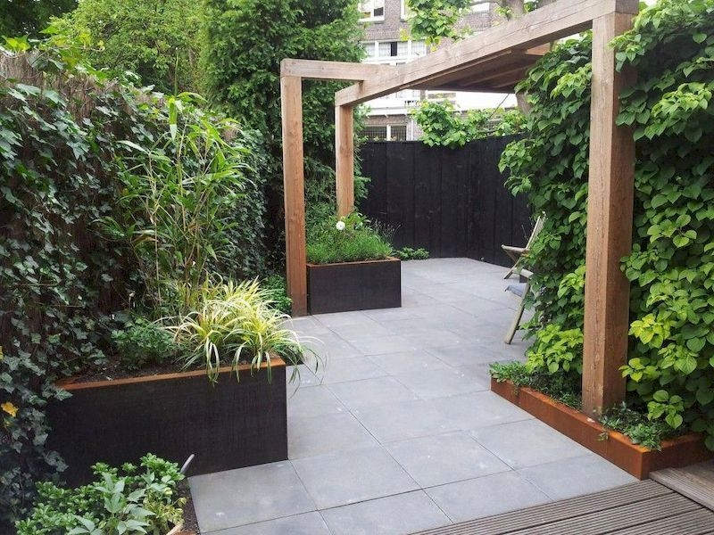 Fabulous Small Area You Can Build In Your Garden 20