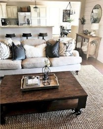 Lovely Rustic Apartment Decor Ideas Try For You 02
