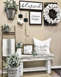 Lovely Rustic Apartment Decor Ideas Try For You 05