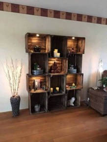 Lovely Rustic Apartment Decor Ideas Try For You 11