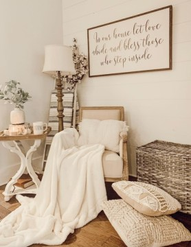 Lovely Rustic Apartment Decor Ideas Try For You 15