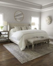 Romantic Master Bedroom Décor Ideas On A Budget 24