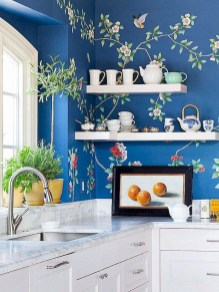 The Beautiful Botanical Wallpapers For Your Outdoor Kitchen Wall 32