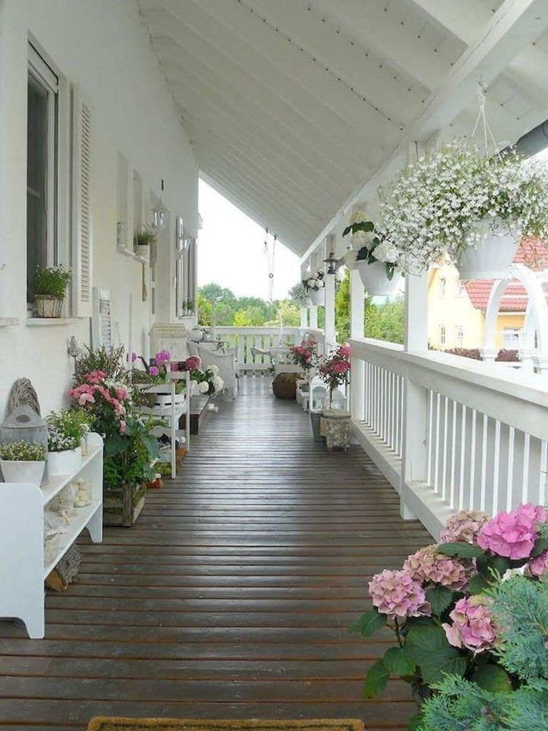 Awesome Summer Porch Decoration Ideas 07