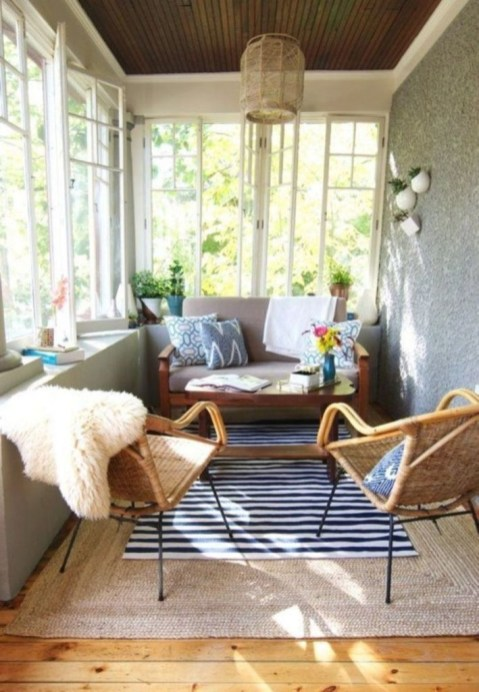 Awesome Summer Porch Decoration Ideas 26