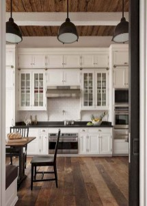 Best DIY Farmhouse Kitchen Decorating Ideasl 04