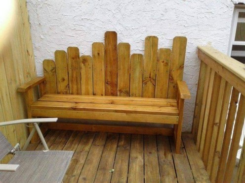 Cheap Wood Pallet Ideas That You Should Try At Home 19