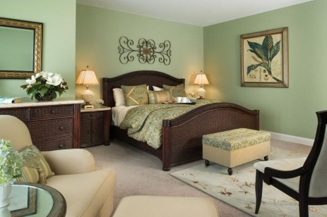Elegant Furniture Idea For Master Bedroom 24