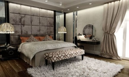 Elegant Furniture Idea For Master Bedroom 31