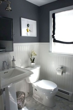 Gorgeous Small Master Bathroom Remodel Ideas 06
