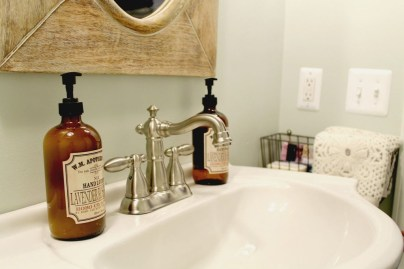 Industrial Farmhouse Bathroom Reveal 01